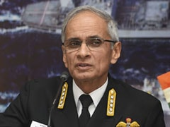 Monitoring China's Increasing Presence In Indian Ocean, Says Navy Chief
