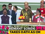 Video : Hemant Soren Takes Oath As 11th Chief Minister Of Jharkhand