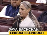 "Video : ""Should Be Lynched"": Jaya Bachchan Amid Rage Over Vet's Rape-Murder"