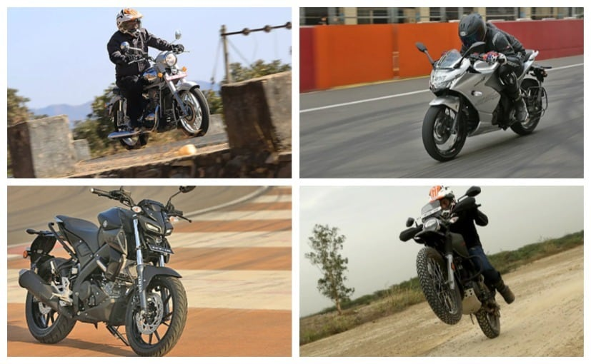 A look at some of the winners and losers in the Indian motorcycle market in 2019