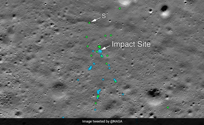 Chennai Engineer Helps NASA Find Debris Of Chandrayaan-2 Moon Lander