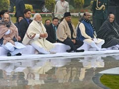 President, PM Pay Tribute To Vajpayee On His 95th Birth Anniversary