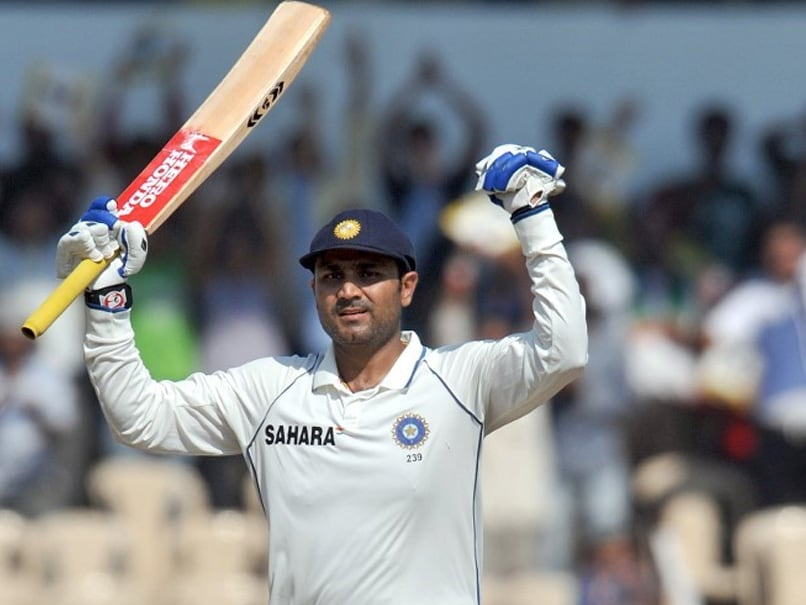 On This Day 10 Years Ago, Virender Sehwag Smashed 293 Against Sri Lanka. Watch Video