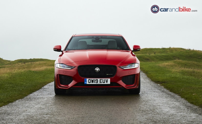 Jaguar XE Facelift Review