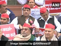 Opposition Protests Over Citizenship Act In Uttar Pradesh Assembly
