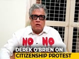 """Video : """"PM Of India Missing In Action"""": Derek O'Brien"""