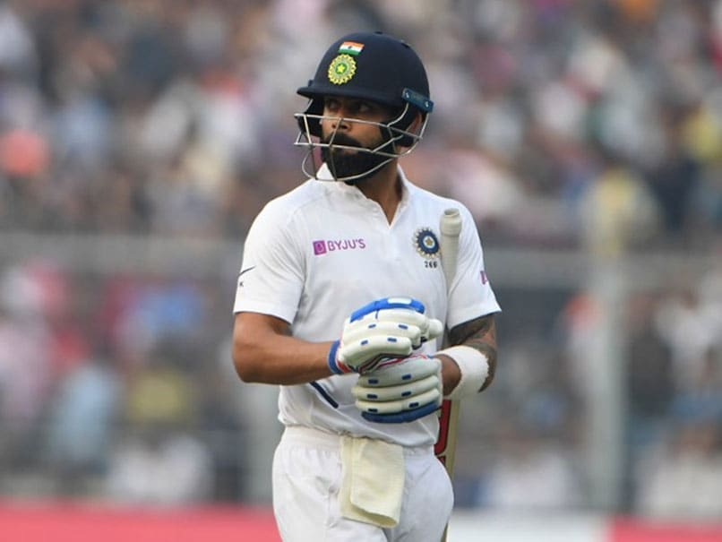 Kohli reclaims top Test ranking from Steve Smith