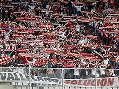 """Spanish Football Match Suspended At Half-Time After """"Nazi"""" Chants"""