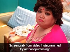 भारती सिंह ने छुपकर खाई जलेबी, तो शो के डायरेक्टर बोले-16 पराठे कहां गए, जो लाई थी...देखें Video