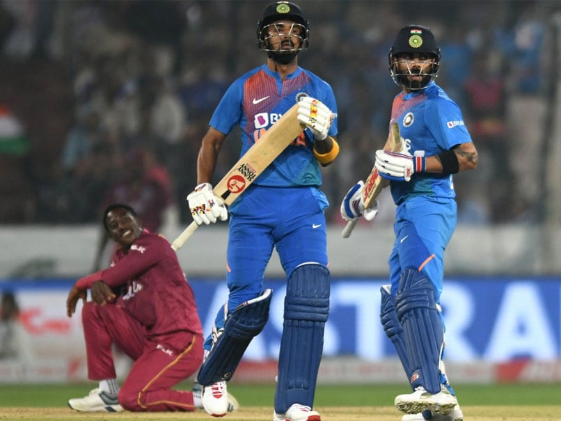 """Fortunately, Virat Kohli Carried For Us, Finished The Game"": KL Rahul After Win Against West Indies"