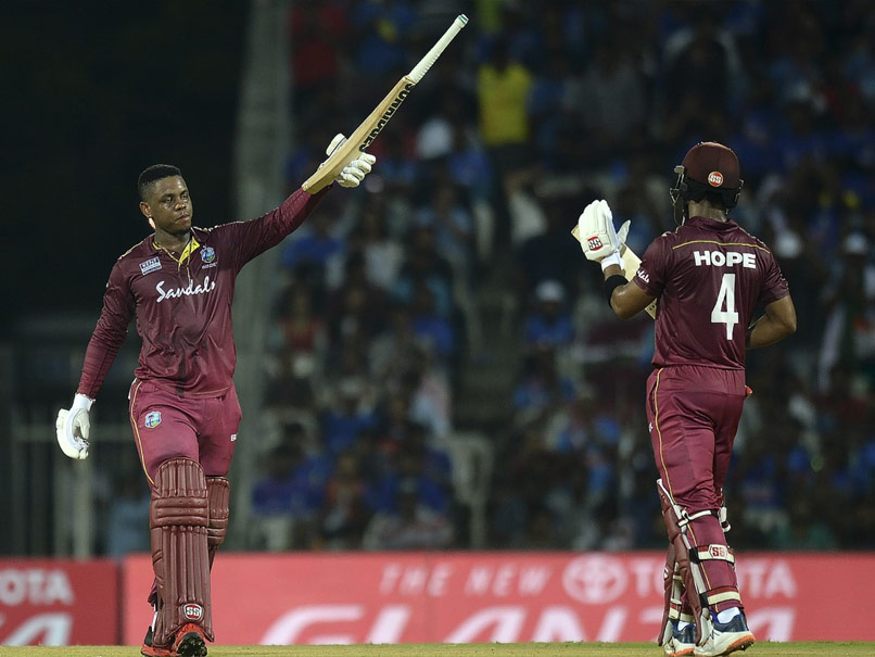 India vs West Indies: Shimron Hetmyer, Shai Hope Power West Indies To 8-Wicket Win Over India In 1st ODI