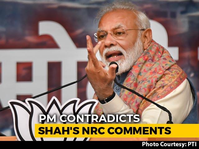Video: 'No Detention Centre, No Talk Of NRC...': PM's Claim Raises Questions