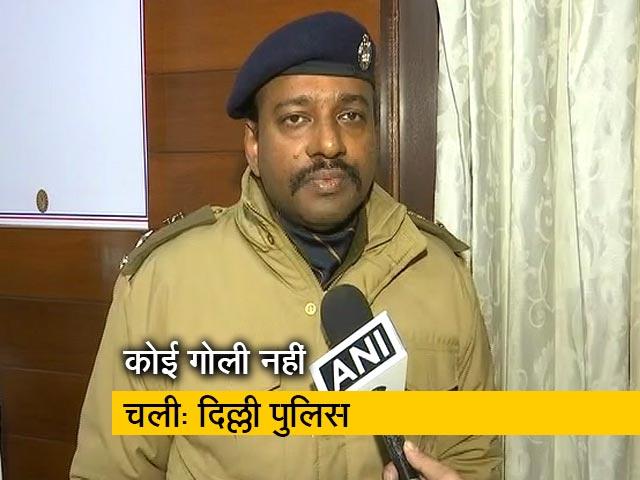 Videos : पुलिस ने केवल आंसू गैस के गोले दागे: डीसीपी चिन्मय बिस्वाल