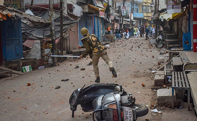 9 Dead In Violence Across Uttar Pradesh During Citizenship Act Protests