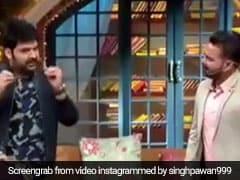 कपिल शर्मा ने इंग्लिश में गाया 'लॉलीपॉप लागेलू' सॉन्ग, पवन सिंह यूं लगाए ठुमके- देखें Video