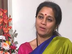 Supriya Sule's Reaction To Supposed Offer From PM Modi To Her Father