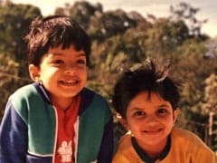 Pic: The One With Little Deepika Padukone And Her Bestie