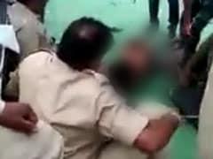 Madhya Pradesh Cops Seen Hitting Boy With Slippers, Sticks; Probe Ordered