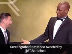 अर्जेंन्टीना के स्टार फुटबॉलर Lionel Messi ने रिकॉर्ड छठी बार जीता