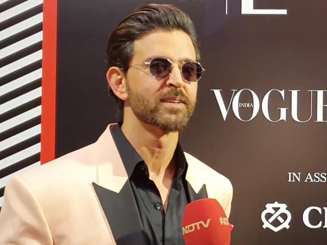 Having The Power To Influence Is A Responsibility: Hrithik Roshan