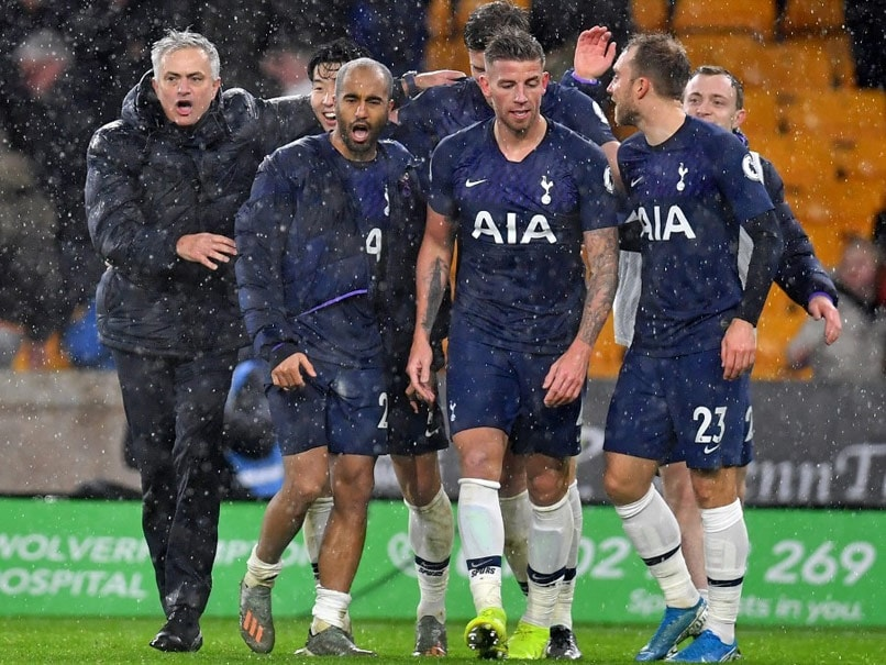 Wolves vs Tottenham: Jan Vertonghens Late Header Takes Tottenham To 5th Place In Premier League