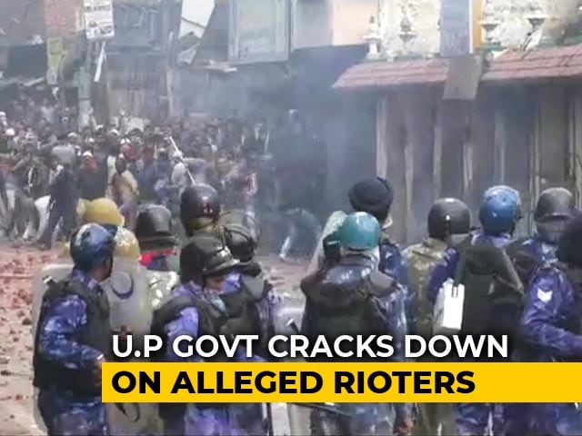 """Video : Days After Yogi Adityanath """"Revenge"""" Remark, 28 Asked For Protest Damages"""