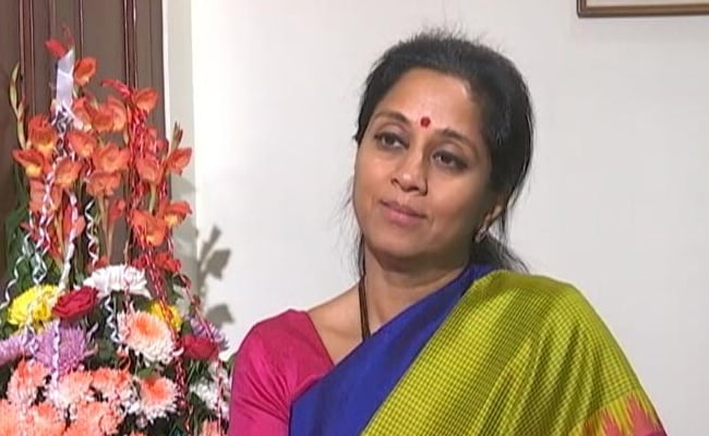 'Covid Vaccine Will Be Found In...': NCP's Supriya Sule's Dig At PM Modi