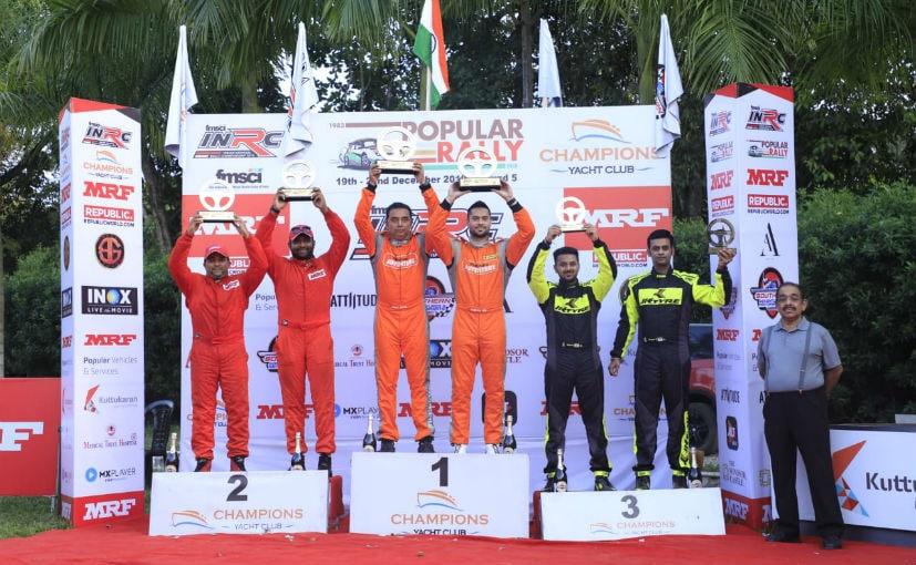 Winners: Gaurav Gill & Musa Sherif, Bikku Babu & Milan George, Dean Mascarenhas & Shrupta Padival