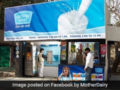 Mother Dairy Raises Milk Prices By Up To Rs 3 Per Litre In Delhi-NCR