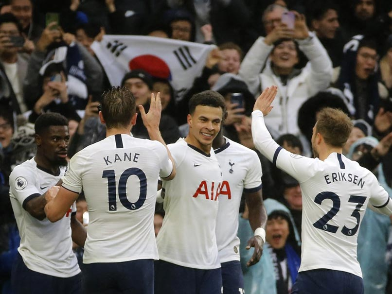 Premier League: Dele Alli Scores Winner As Tottenham Hotspur Script Comeback Victory Against Brighton