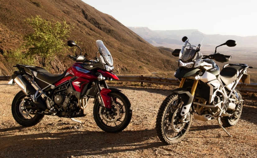 The Triumph Tiger 900 has been launched in a total of three variants in India