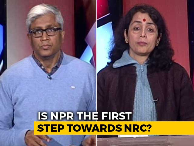 Video : Is The National Population Register The First Step Towards NRC?