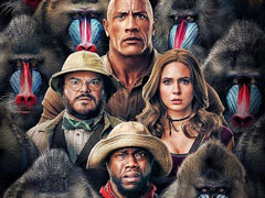 <I>Jumanji: The Next Level</I> Movie Review - Dwayne Johnson's Engaging Film Takes The Game Up A Few Notches