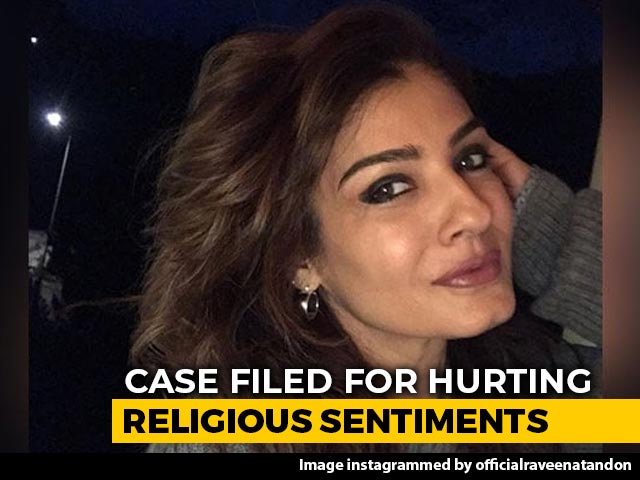 Raveena Tandon Clarifies After Case For Hurting Religious Sentiments