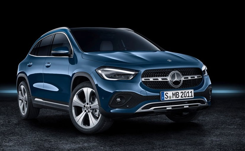 The 2021 Mercedes-Benz GLA is likely to come to India by end of 2020