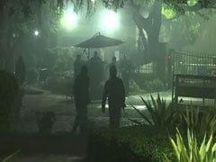 प्रधानमंत्री आवास के पास लगी आग, दमकल की 17 गाड़ियों ने पाया काबू