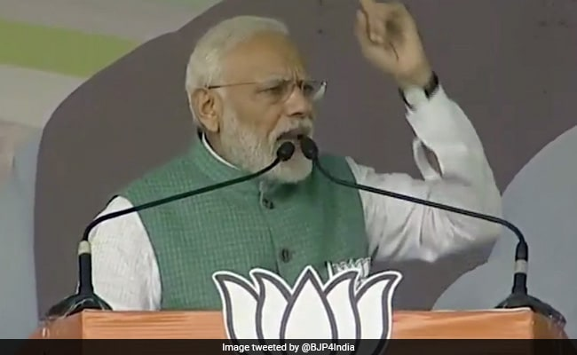 Congress Behind Unrest, Proves Citizenship Law Is 1,000% Correct: PM Modi
