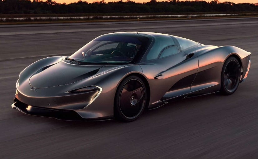 McLaren Speedtail Does 403 Kmph; Makes It The Fastest McLaren Ever