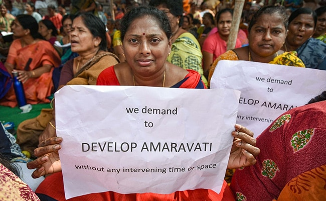 Telugu Desam Party Leaders Under House Arrest Ahead of Cabinet Meet On Andhra Capital