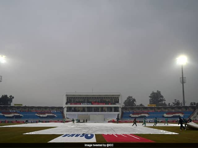 Pakistan vs Sri Lanka, 1st Test: Rain Forces Early Stumps On Day 2