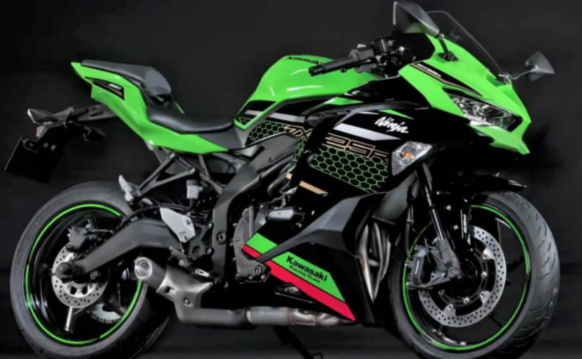 The Kawasaki ZX-25R will be offered in sale in New Zealand first