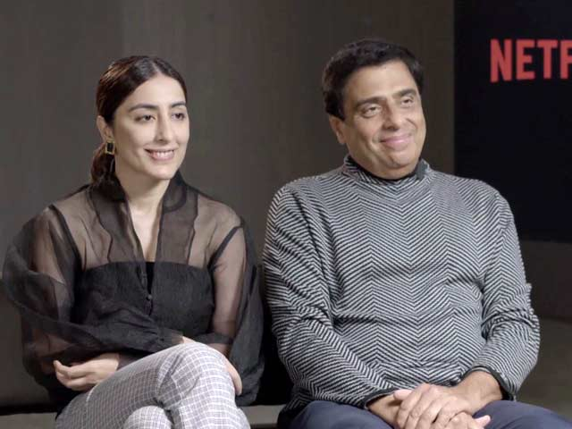 Video : Ronnie Screwvala And Ashi Dua On <i>Ghost Stories</i>, OTT Platforms And More