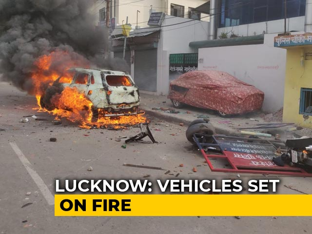 Video : 2 Killed In Mangaluru, 1 In Lucknow During Citizenship Protests