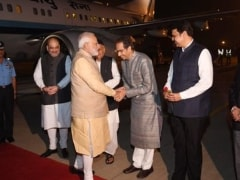 Uddhav Thackeray Meets PM For First Time Since Becoming Chief Minister