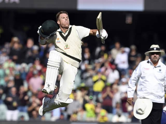 David Warner Feels This Indian Batsman Can Go Past Brian Laras Record 400 In Tests