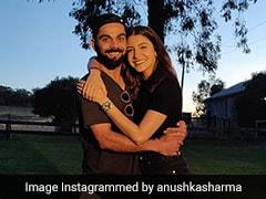 Virat Kohli, Anushka Sharma Celebrate Second Wedding Anniversary
