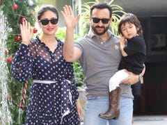 Inside Taimur's Birthday Party: See Who Kareena Kapoor And Saif Ali Khan Invited