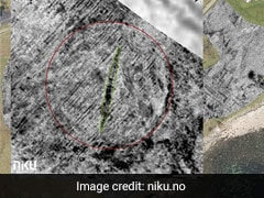 Massive Viking Ship Found Buried On Island For A Millennium Using Radar