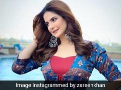 Zareen Khan के लेटेस्ट फोटोशूट ने ढाया कहर, नजरें हटाना हुआ मुश्किल - देखें Pics