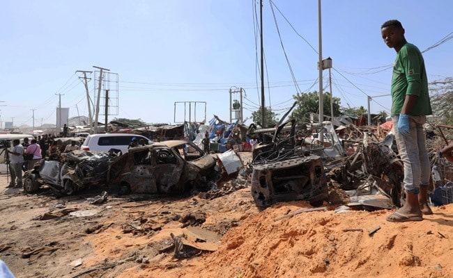 90 Killed By Massive Car Bomb At Somali Capital Mogadishu: International Organisation